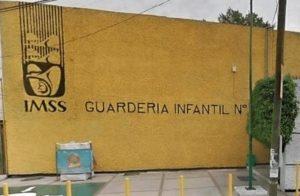 Aclarar una Guarderia del IMSS en…