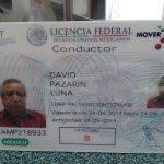 Licencia Federal Mexicana